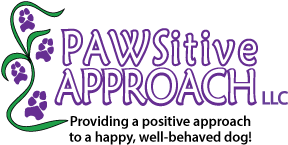 PAWSitive Approach LLC Positive Dog Training, serving Longmont, Loveland, Berthoud, Johnstown, Mead, Lyons, Mead Colorado